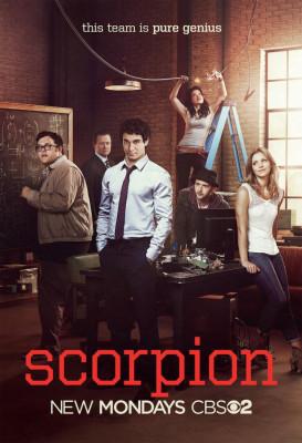 Scorpion poster 2:23:15
