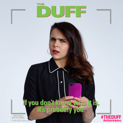 The DUFF - Whitman