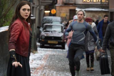 Age of Ultron - Wanda & Pietro