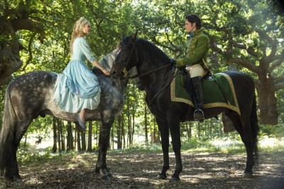 Cinderella - On Horseback