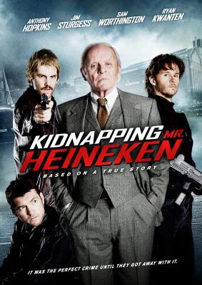 Kidnapping Mr. Heieken - Poster