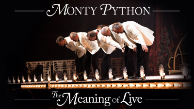 "Exclusive Closing Night ""Monty Python Live (Mostly)"""