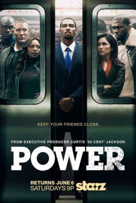 Power - S2 Poster