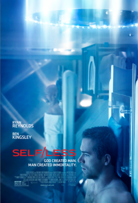 Self-Less Poster