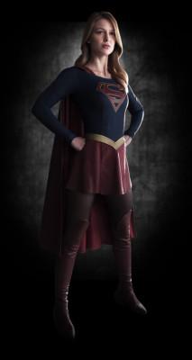 Supergirl - Melissa Benoist Full Costume