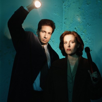 X-Files - Mulder & Scully
