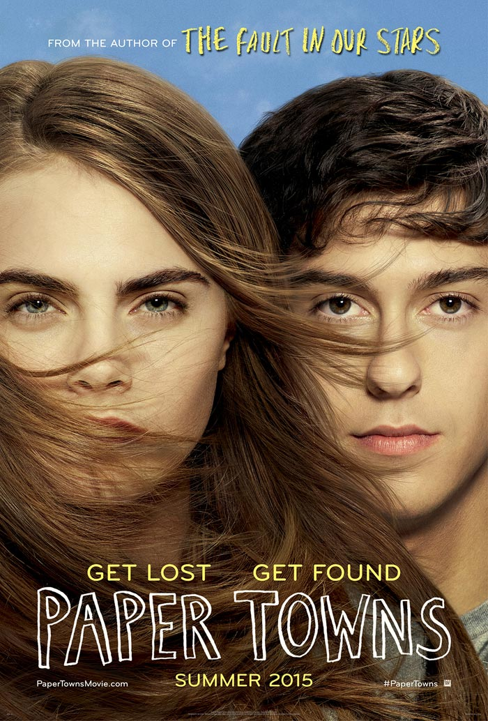 Papers The Movie Trailer Paper Towns Movie Poster 1 39
