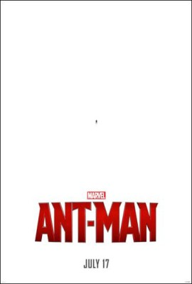 Ant-Man 1-sheet