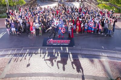 Avengers Everwhere 2