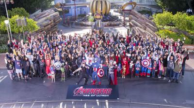 Avengers Everywhere 1
