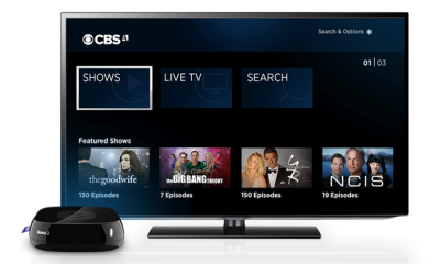 CBS-Roku
