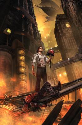 Lantern City #1 - Benjamin Carré