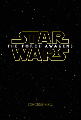 The Force Awakens 1-sheet