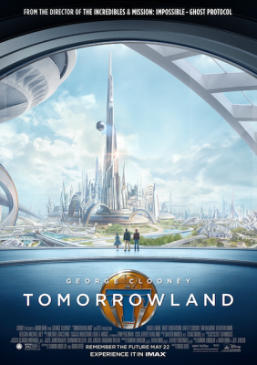 Tomorrowland IMAX