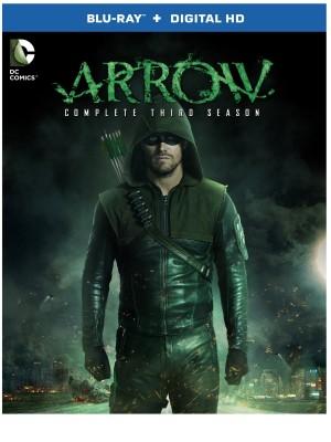 Arrow S3 Blu-ray
