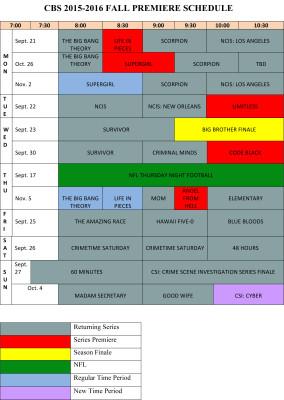 Microsoft Word - CBS Fall Premiere schedule.doc[1].docx