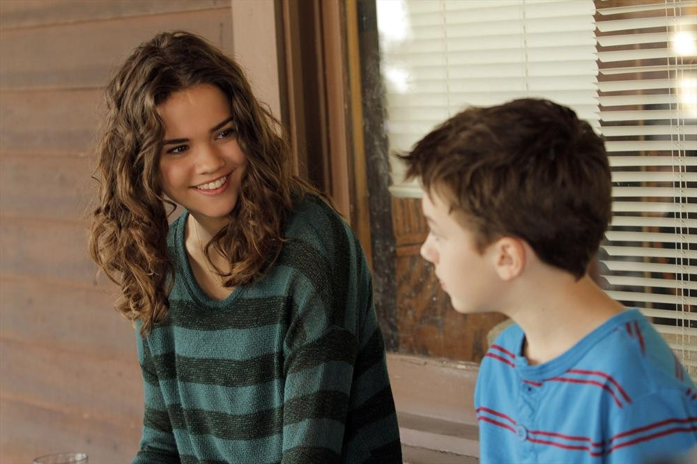 Maia Mitchell Hair The Fosters