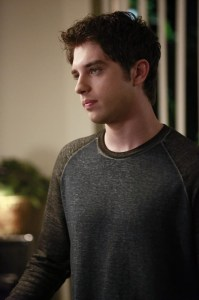 """THE FOSTERS - """"Truth Be Told"""" - Callie worries about the drastic effect her recent actions have had on Jude in a new episode of """"The Fosters,"""" airing Monday, July 14 at 9:00 p.m. ET/PT on ABC Family. (ABC FAMILY/Ron Tom) DAVID LAMBERT"""