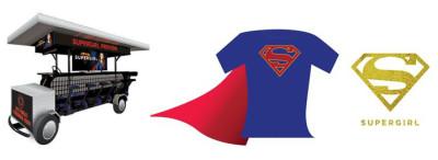 Supergirl Cab