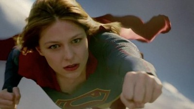 supergirl in flight 2