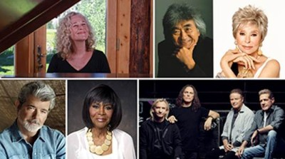 2015 Kennedy Center Honorees