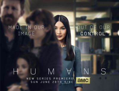 Humans - Key Art - Perry Curties