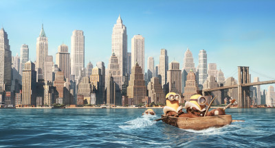 Minions - New York Ahoy