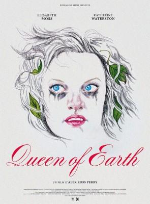 Queen of Earth 1-Sheet
