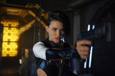 Ruby Rose as Wendy the Android