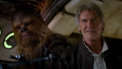 The Force Awakens - Han & Chewy