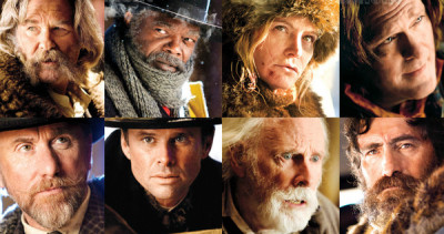Hateful Eight - All Eight