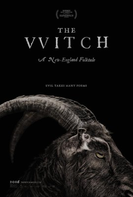 The Witch 1-sheet