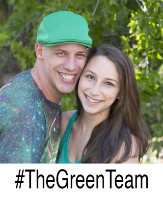JUSTIN SCHEMAN & DIANA BISHOP -- Gallery for THE AMAZING RACE  Photo: Sonja Flemming/CBS ©2015 CBS Broadcasting, Inc. All Rights Reserved