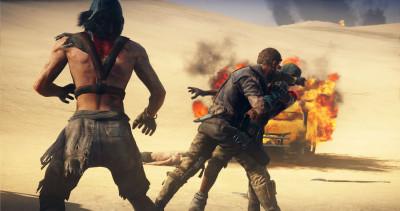Mad Max - Melee Combat