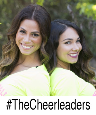TIFFANY CHANTELL & KRISTA DEBONO -- Gallery for THE AMAZING RACE  Photo: Sonja Flemming/CBS ©2015 CBS Broadcasting, Inc. All Rights Reserved