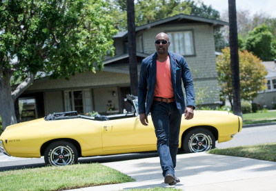 "ROSEWOOD: Morris Chestnut as Beaumont Rosewood, Jr. in the ""Pilot"" series premiere episode of ROSEWOOD airing Wednesday, Sept. 23 (8:00-9:00 PM ET/PT) on FOX. ©2015 Fox Broadcasting Co. Cr: Eddy Chen/FOX."