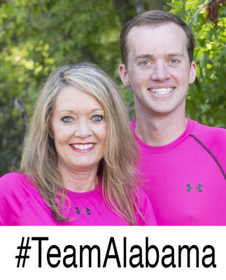 DENISE WILLIAMS & JAMES EARL CORLEY -- Gallery for THE AMAZING RACE  Photo: Sonja Flemming/CBS ©2015 CBS Broadcasting, Inc. All Rights Reserved