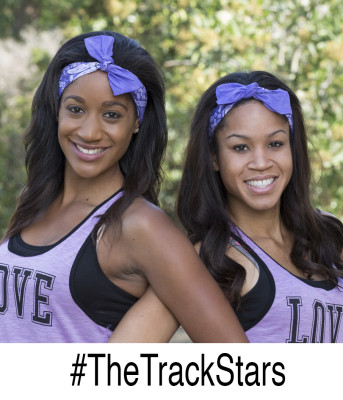 JAZMINE LEWIS & DANIELLE LITTLETON -- Gallery for THE AMAZING RACE  Photo: Sonja Flemming/CBS ©2015 CBS Broadcasting, Inc. All Rights Reserved