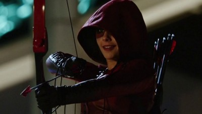 arrow season four - speedy