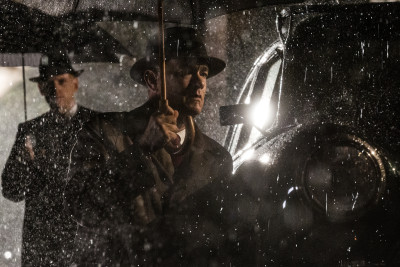 Tom Hanks stars as James Donovan in the incredible story of an ordinary man placed in extraordinary circumstances in DreamWorks Pictures/Fox 2000 PIctures' dramatic thriller BRIDGE OF SPIES, directed by Steven Spielberg.