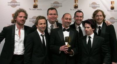 Robot Chicken award winners 10-7-15