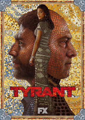 TYRANT - Key Art