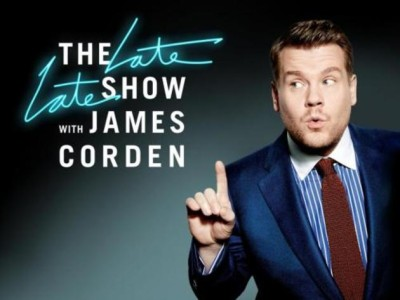 Late Late Show - Corden