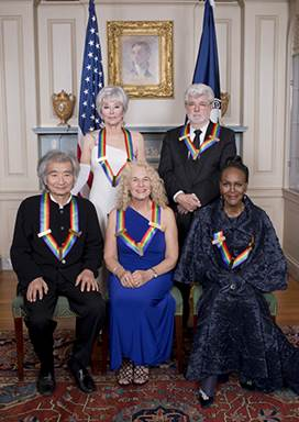 2015 Kennedy Honorees
