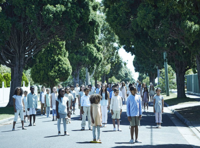 """CHILDHOOD'S END -- """"The Children"""" Episode 103 -- Pictured: The Children -- (Photo by: Ben King/Syfy)"""