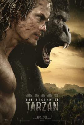 Tarzan 1-sheet