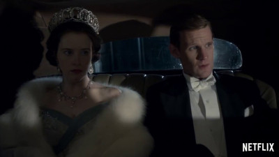 The Crown - Elizabeth & Philip