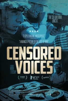 Censored Voices DVD