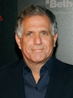 Les Moonves - Getty Images