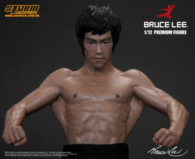Storm Collectibles Bruce Lee Statue